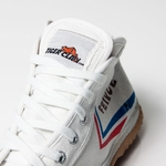 FEIYUE WHITE HIGH TOP SHOES - image 1