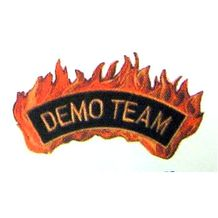 FIRE + DEMO TEAM PATCH