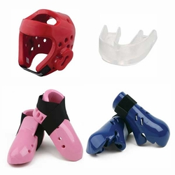 FOAM DIPPED SPARRING GEAR SET