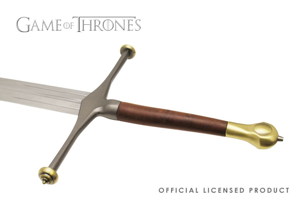 Game Of Thrones Ned Stark S Ice Sword On Sale Only 334 99