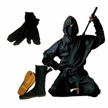GENUINE NINJA UNIFORM SET