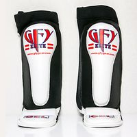 GFY GEAR ELITE GEL SPARRING/GRAPPLING/MMA SHIN AND INSTEP GUARDS