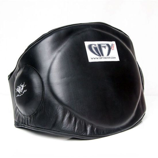 """GFY GEAR LEATHER """"BELLY PAD"""""""