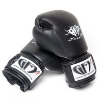 GFY GEAR LEATHER BOXING/MUAY THAI GLOVE