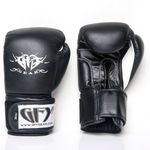 GFY GEAR LEATHER BOXING/MUAY THAI GLOVE - image 1