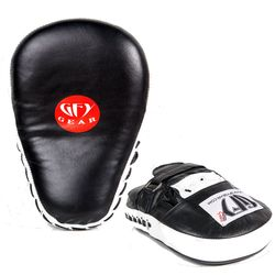 GFY GEAR LEATHER CURVED FOCUS MITT