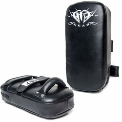 GFY GEAR PROFESSIONAL LEATHER MUAY THAI PAD
