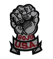 "GOJU USA 5"" PATCH"