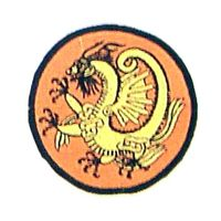 GOLDEN DRAGON PATCH