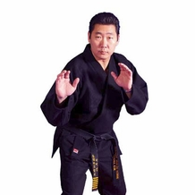 BLACK JIU JITSU UNIFORM