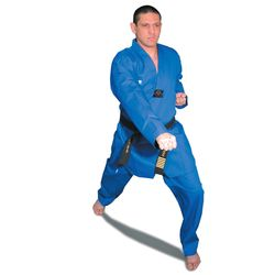 GTMA CHALLENGER BLUE TKD UNIFORM