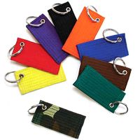 COLOR BELT KEYCHAIN