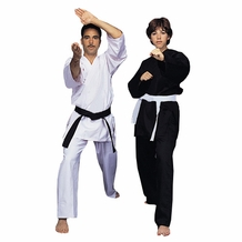 GTMA KARATE UNIFORM 7oz poly/cotton