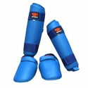 GTMA KARATE WKF APPROVED SHIN AND INSTEP PROTECTORS - image 1