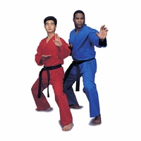 GTMA MEDIUM WEIGHT COLOR KARATE UNIFORM