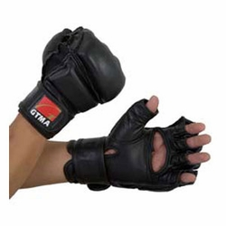 GTMA PADDED LEATHER GRAPPLING GLOVE