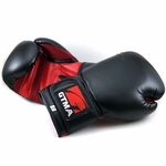 GTMA SYNTHETIC LEATHER BOXING GLOVES WITH MESH PALM - image 1