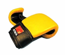 GTMA YELLOW FITNESS GLOVE