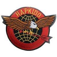 HAP KI DO EAGLE PATCH