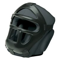 MASTERLINE VINLY HEAD GEAR WITH  CAGE