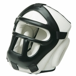 MASTERLINE VINLY HEAD GEAR WITH  CAGE - image 1