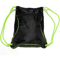KSPECS DELUXE BACK PACK BLACK-GREEN