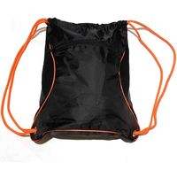 KSPECS DELUXE BACK PACK BLACK-ORANGE