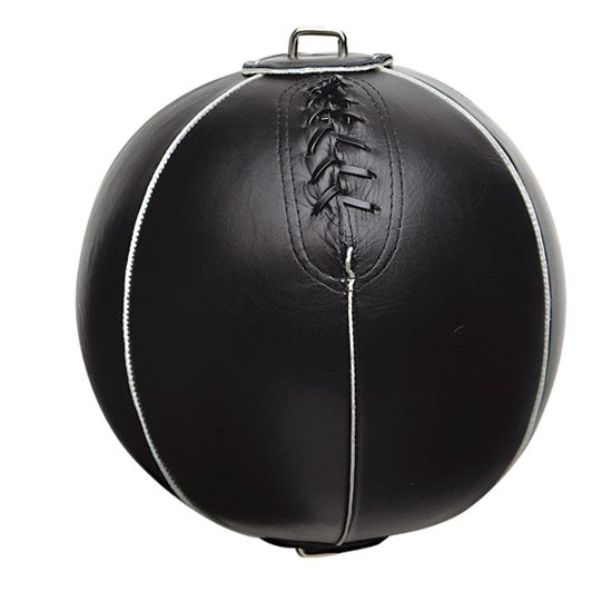LEATHER DOUBLE END BALL
