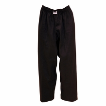 MACHO 7OZ STUDENT PANTS  BLACK