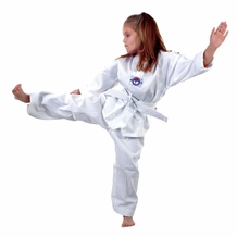 MACHO 7OZ  STUDENT TAEKWONDO UNIFORM