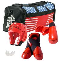 MACHO DYNA SPARRING GEAR SET WITH BAG