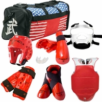 MACHO DYNA ULTIMATE SPARRING GEAR SET