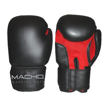 MACHO PREMIUM LEATHER BOXING GLOVE