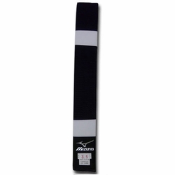 MIZUNO IJF APPROVED SILVER LABEL BLACK BELT