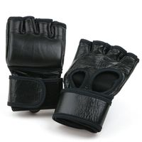 MMA LEATHER COMPETITION GLOVE