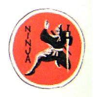 NINJA RED PATCH