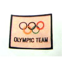 OLYMPIC TEAM PATCH
