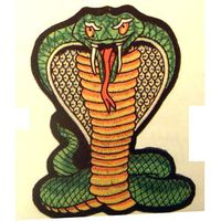 "PATCH COBRA 11"" PATCH"