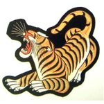 """PATCH TIGER'S 11"""" PATCH"""