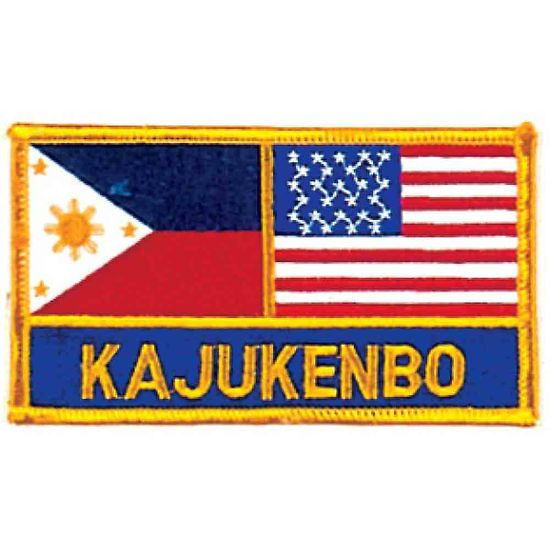 PHILIPPINES USA KAJUKENBO PATCH