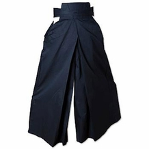 PROFORCE 7.5 OZ HAKAMA BLACK