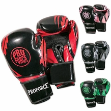 PROFORCE COMBAT BOXING TRAINING COLOR GLOVES