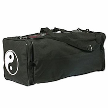 PROFORCE DELUXE GRANDE GEAR BAG BLACK YING & YANG
