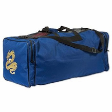 PROFORCE DELUXE GRANDE GEAR BAG BLUE GOLDEN DRAGON
