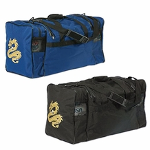 PROFORCE DELUXE LOCKER GEAR BAG GOLDEN DRAGON