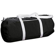 PROFORCE ULTRA BLACK AND WHITE DUFFEL BAG