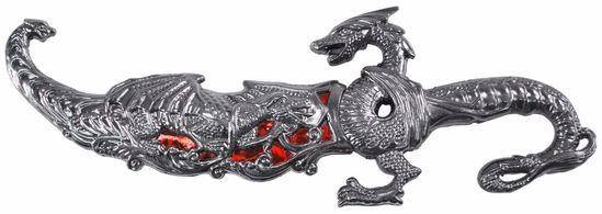 RED DRAGON DAGGER 9 1/4""