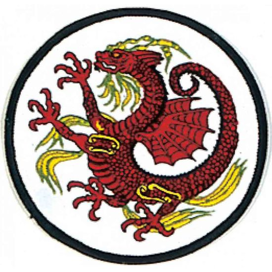 RED DRAGON PATCH