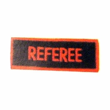 REFEREE PATCH