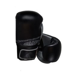 SEVEN AMERICAN BOXING GLOVE BLACK